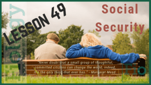 Fiology Lesson 49: Social Security