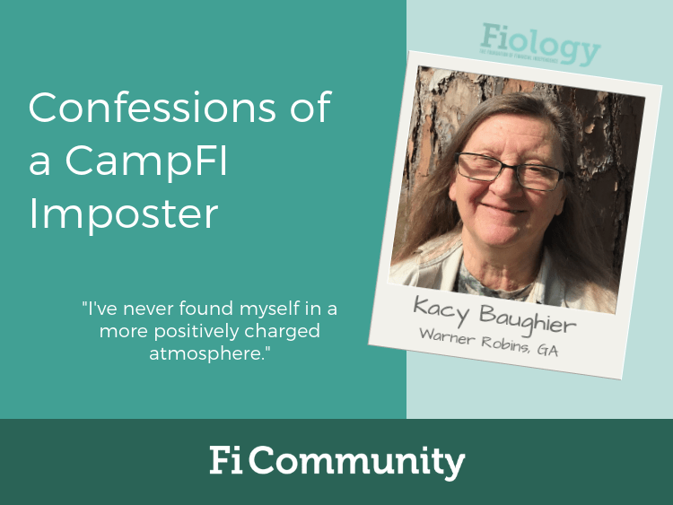 Confessions of a CampFI Imposter by Kacy Baughier