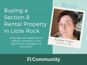 Buying a Section 8 Rental Property in Little Rock by Rachel Fazio