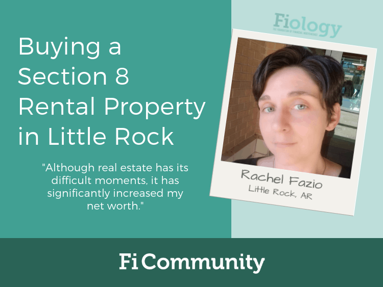 Buying a Section 8 Rental Property in Little Rock by Rachel Fazio