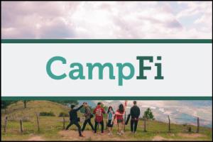 Camp Fi Homepage