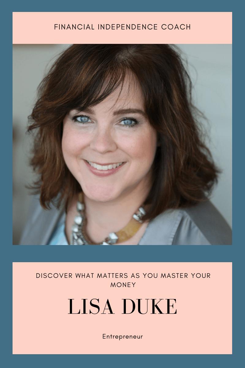 Lisa Duke - FI COACH