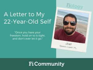 A Letter to My 22-Year-Old Self