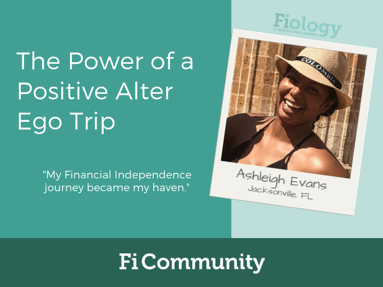 The Power of a Positive Alter Ego Trip by Ashleigh Evans