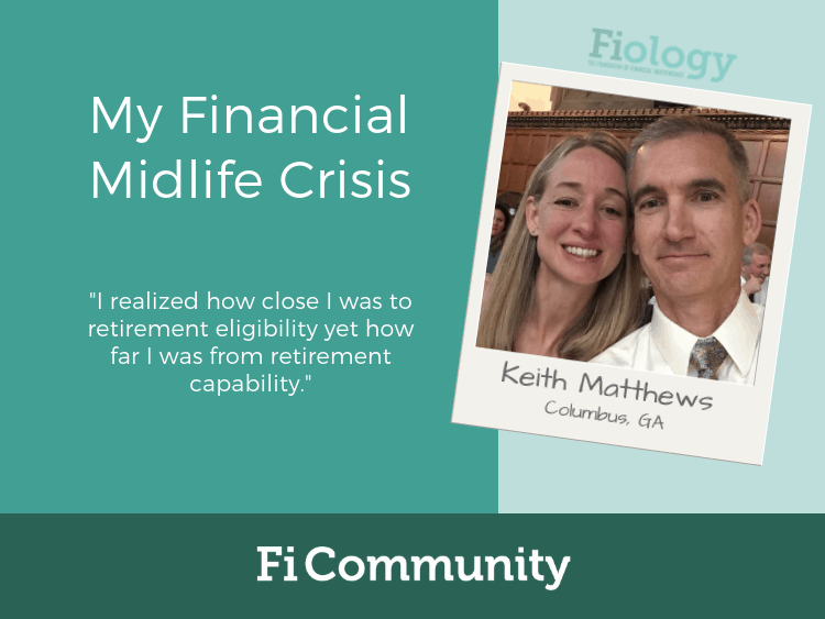 My Financial Midlife Crisis by Keith Matthews