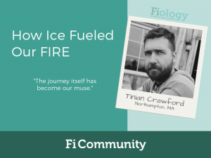 How Ice Fueled Our FIRE by Tinian Crawford