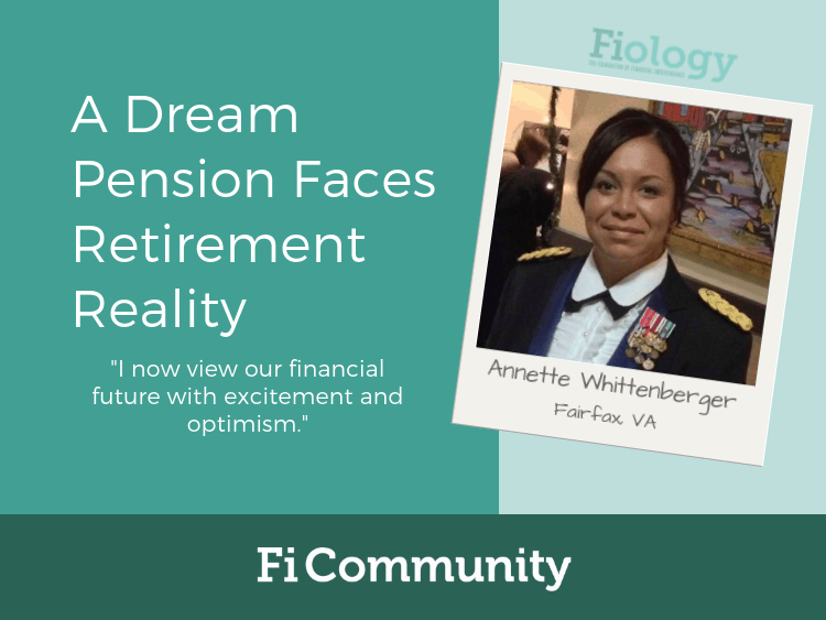A Dream Pension Faces Retirement Reality by Annette Whittenberger