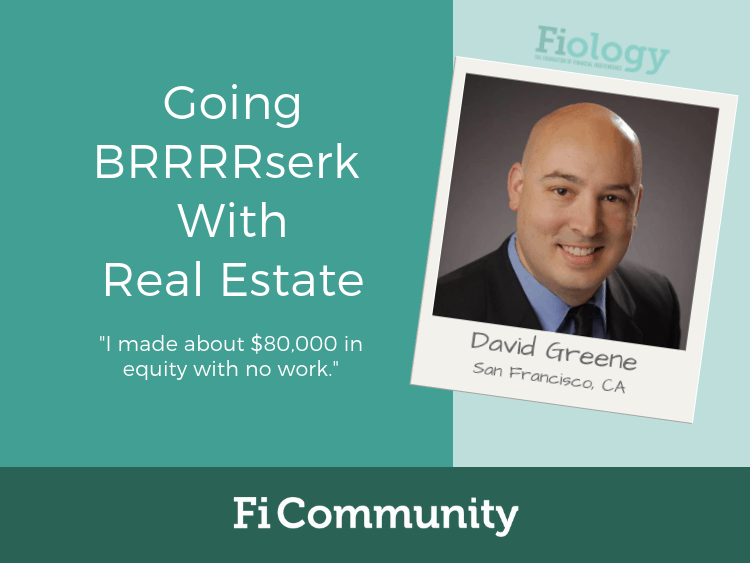Going BRRRRserk With Real Estate with David Greene