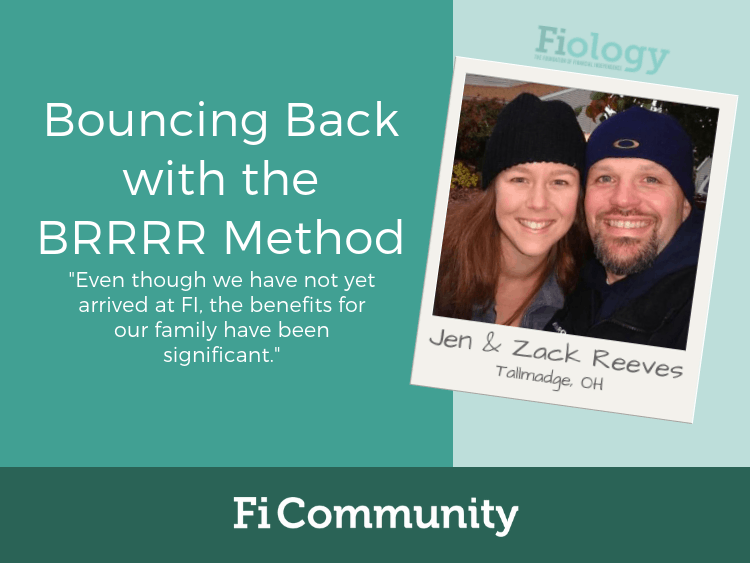 Bouncing Back with the BRRRR Method by Jen and Zack Reeves