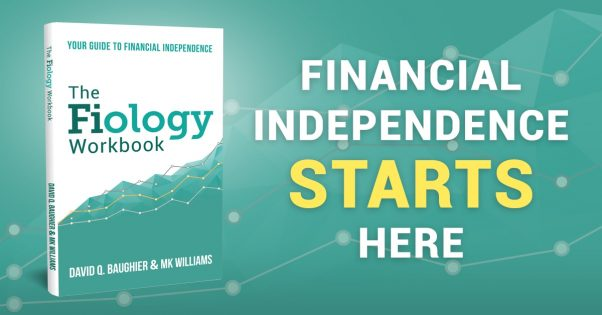 The Fiology Workbook: Your Guide to Financial Independence
