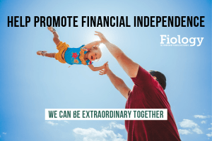 Help Fiology Promote Financial Independence
