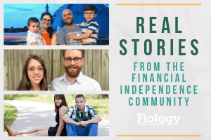 Stories from the Financial Independence Community