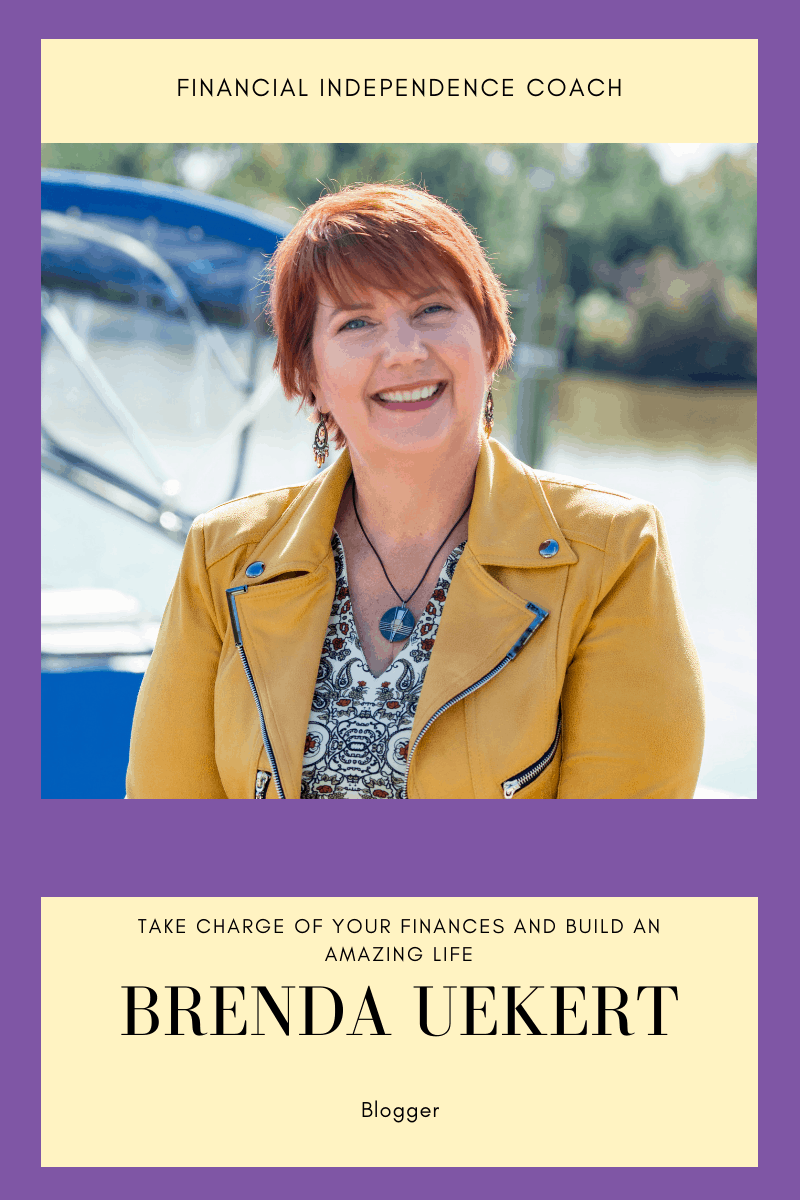 Brenda Uekert - Fiology - Financial Independence Coach