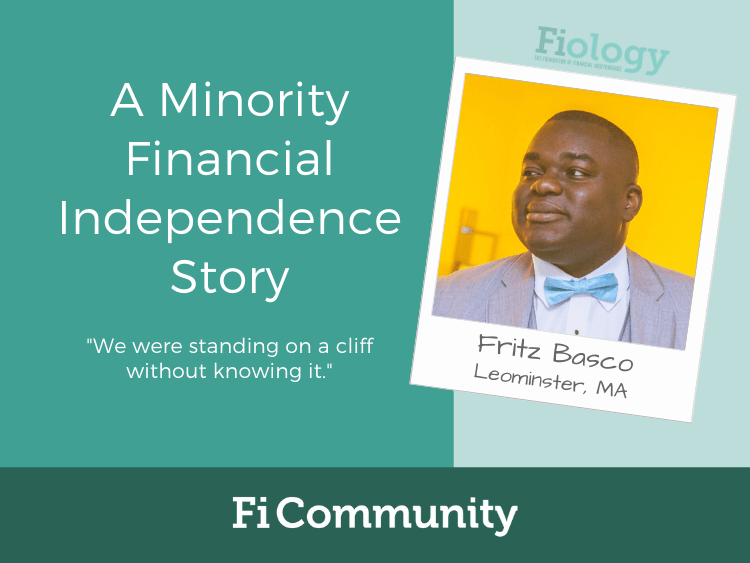 A Minority Financial Independence Story by Fritz Basco - Fiology