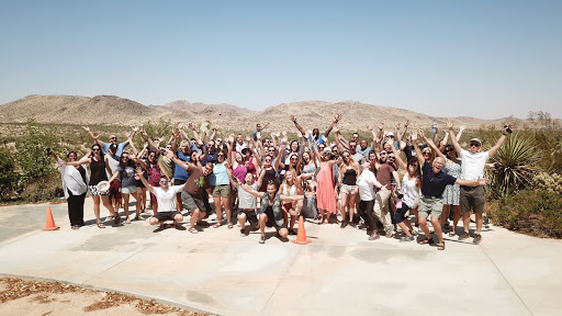 CampFI Southwest in Joshua Tree, August 2018 - Fiology