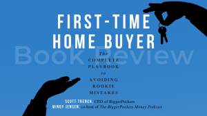 first-time home buyer book cover inspired keys being handed over