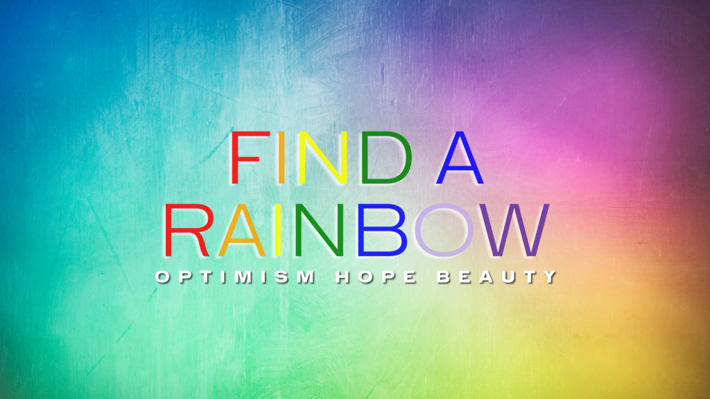 National Find a Rainbow Day - Fiology